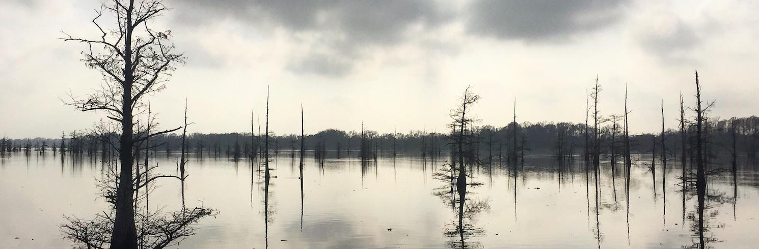 Monroe (dan sekitarnya), Louisiana, Amerika Serikat