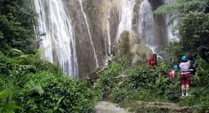 Cascadas de Mele