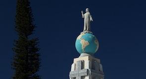 Monumento al Salvador del Mundo (Salvador del Mundo Anıtı)
