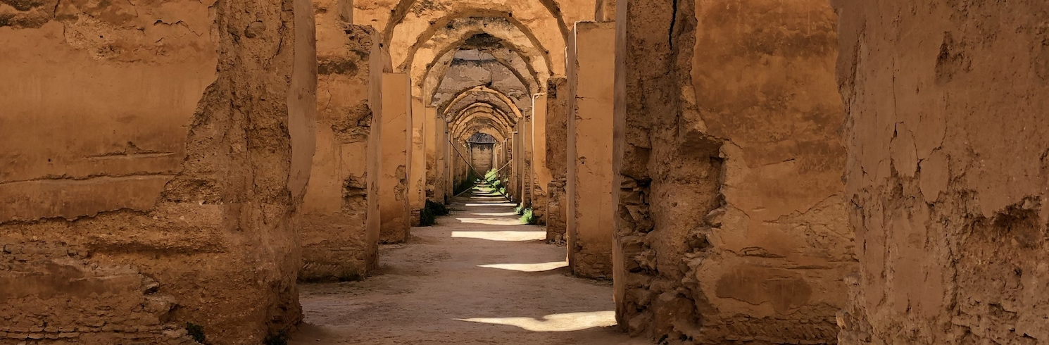 Meknes, โมร็อกโก
