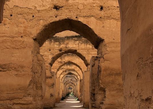 Meknes, Fas