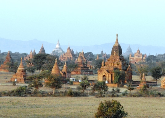Старий Паган, М'янма