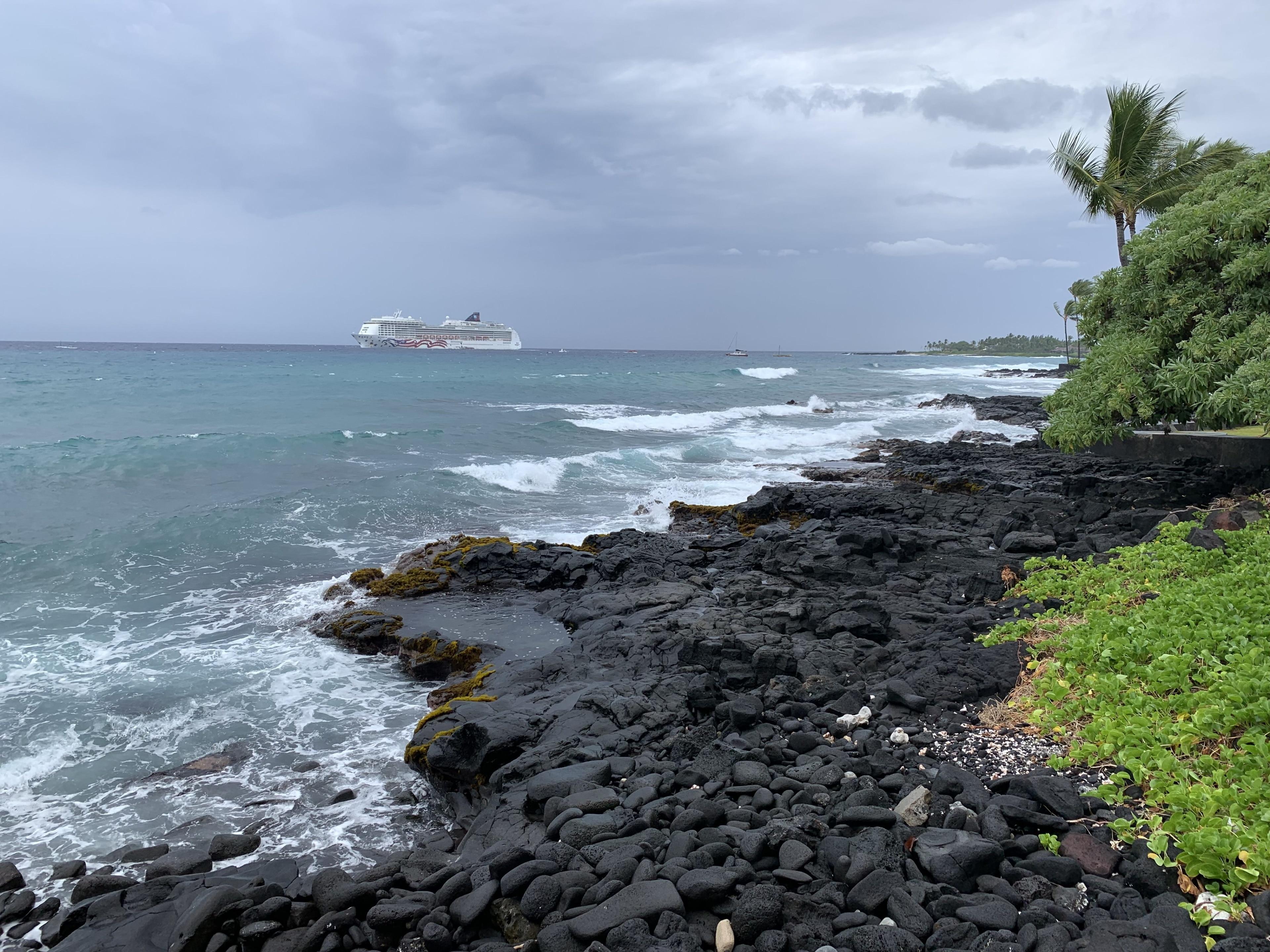 Alii Cove, Kailua-Kona, Hawaii, United States of America