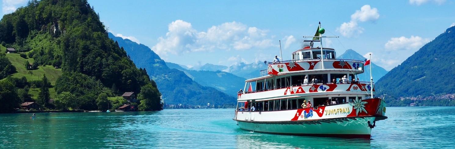 Iseltwald, Švajčiarsko