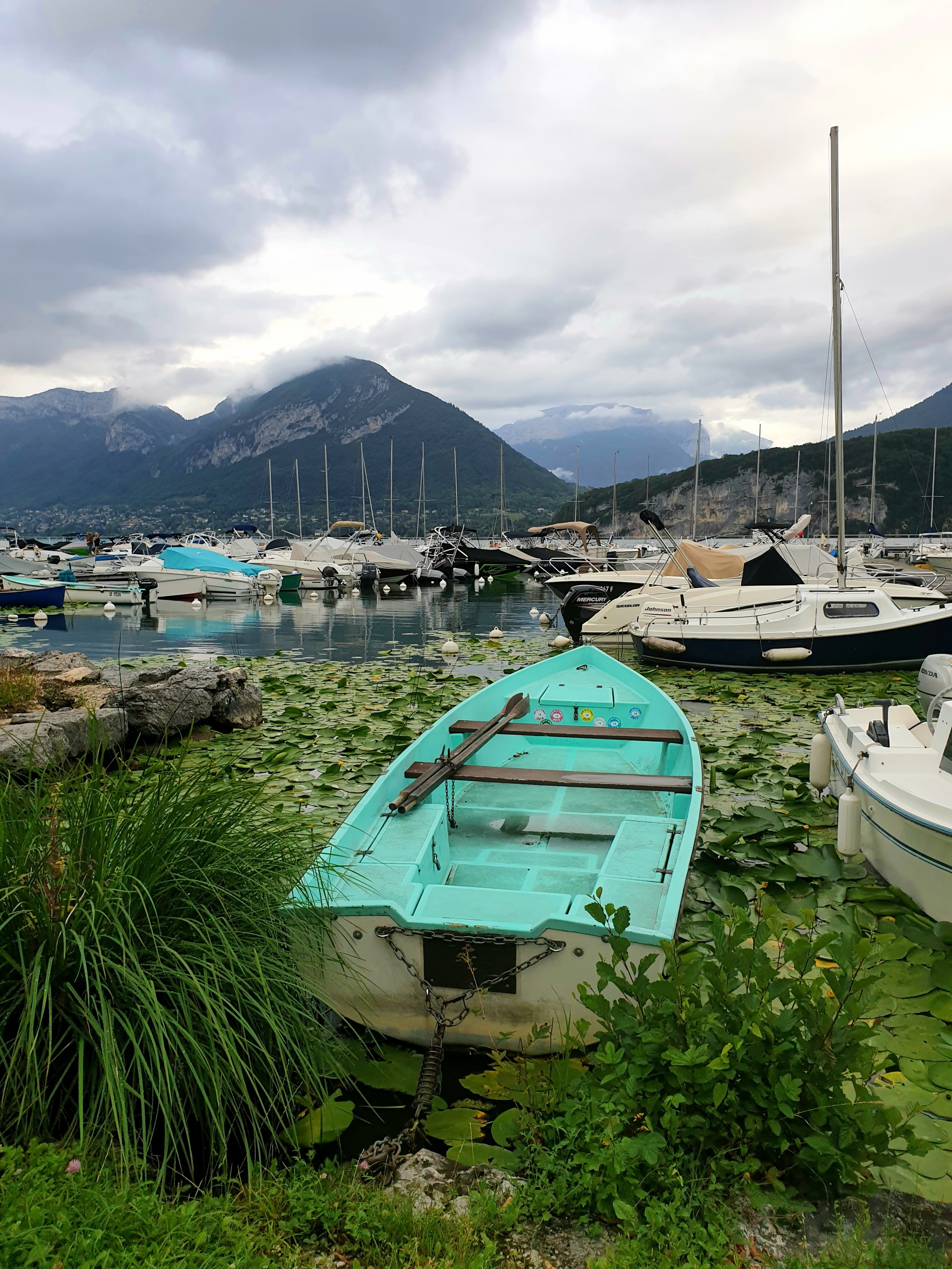 Saint-Jorioz, Haute-Savoie, France