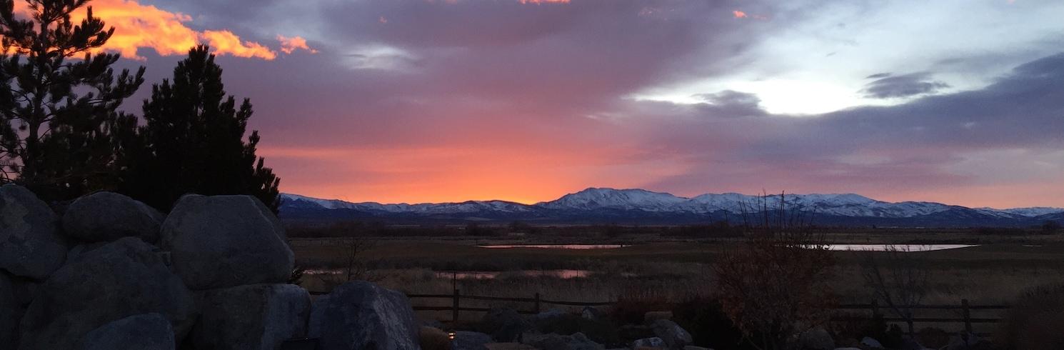 Cenova, Nevada, Birleşik Devletler