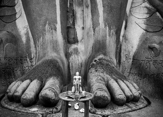 Shravanabelagula, India