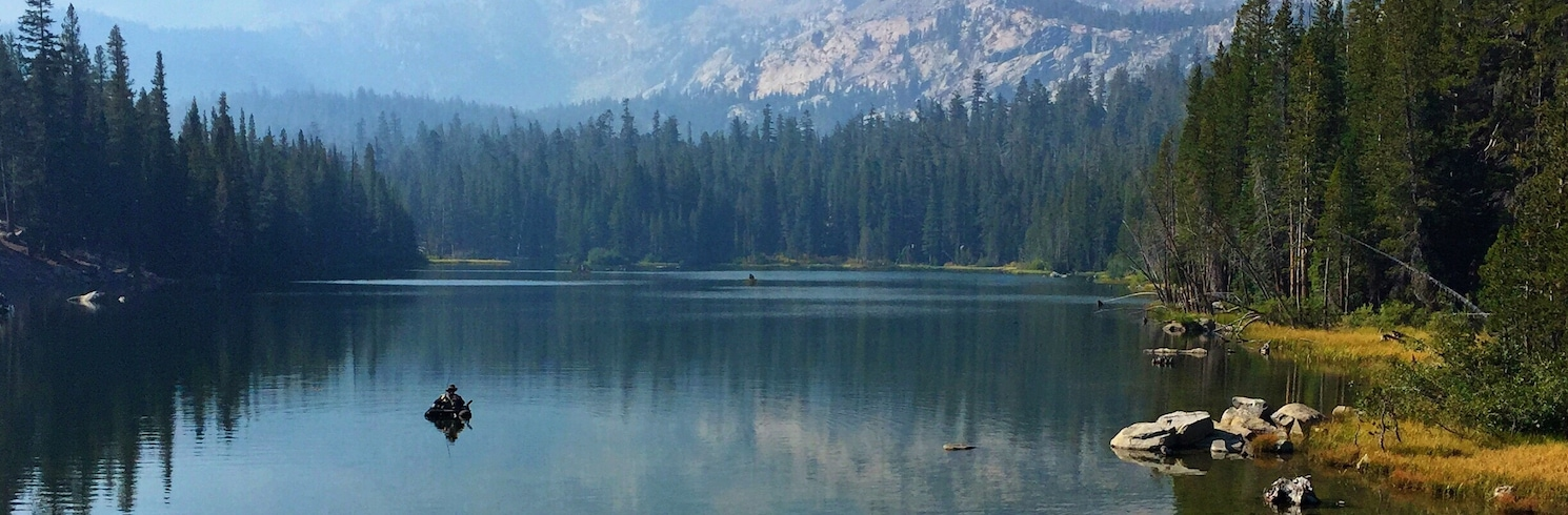Danau Mammoth, California, Amerika Serikat