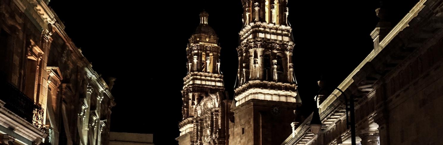 Zacatecas, Mexikó