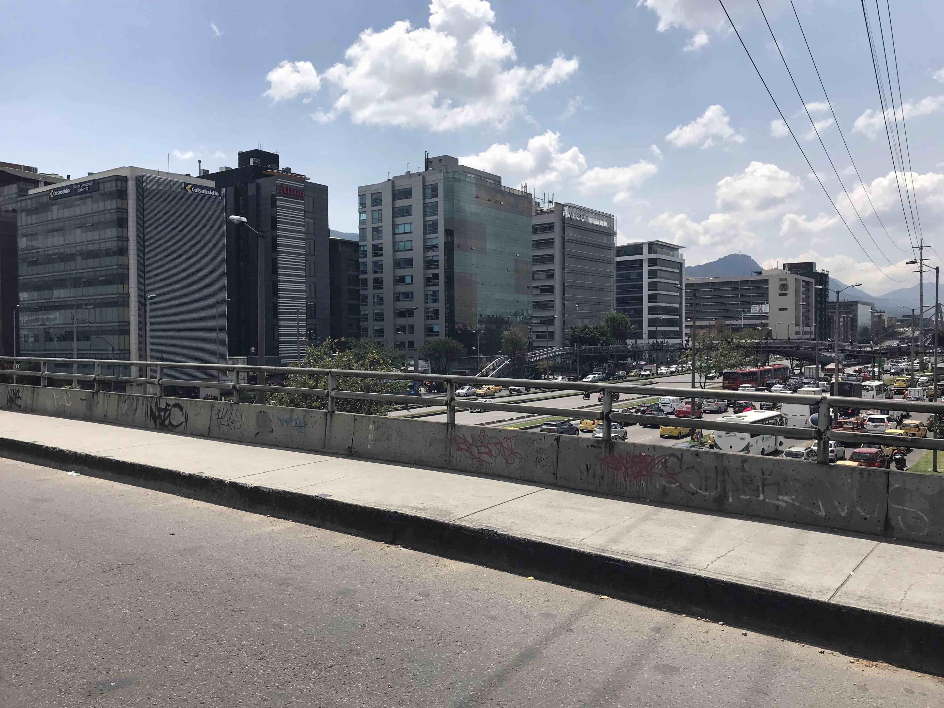 Calle 100, Bogotá, Distrito Capital, Colombia