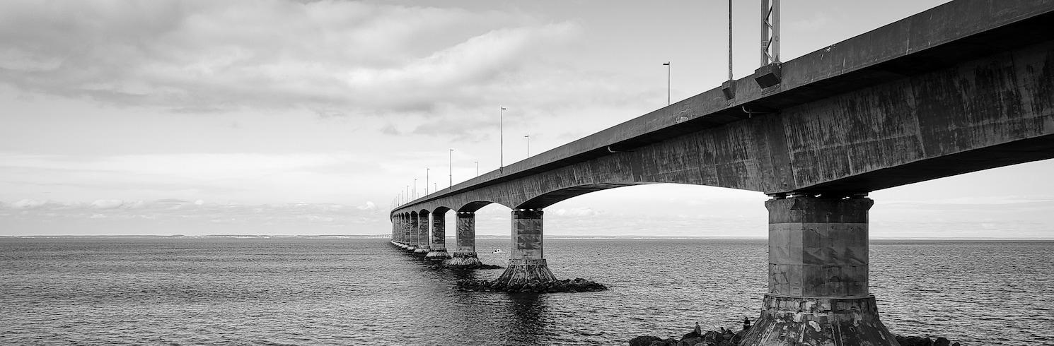 Автомобільний маршрут вздовж акадського узбережжя, Нью-Брансвік, Канада