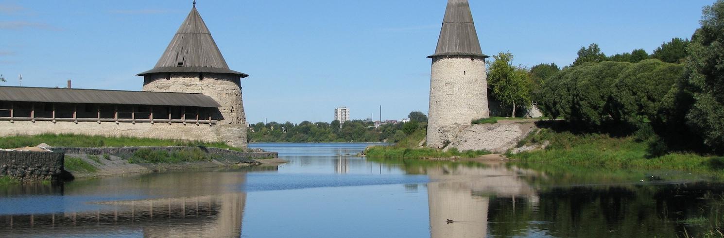 Pskovsky District, Russia