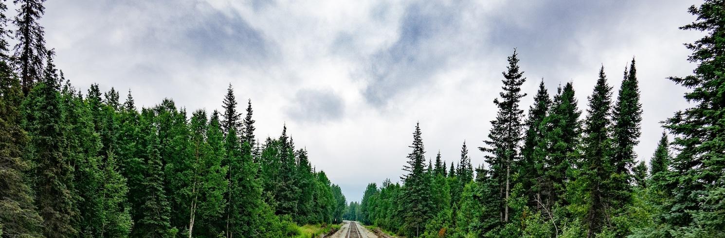 Talkeetna, Alaska, Birleşik Devletler