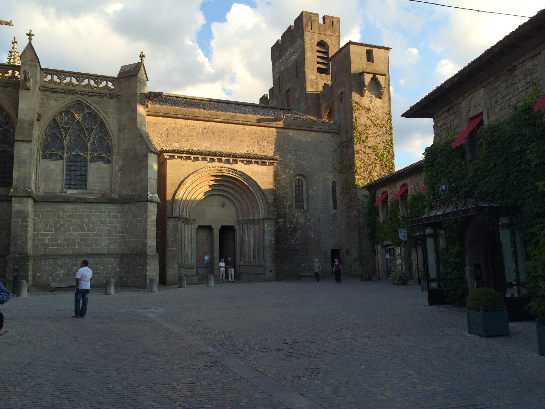 Basilika of St-Nazaire und St-Celse, Carcassonne, Aude (Département), Frankreich