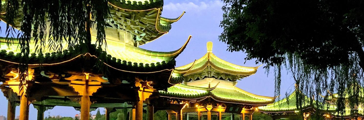 Nantong, Chiny