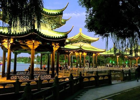 Nantong, Kína