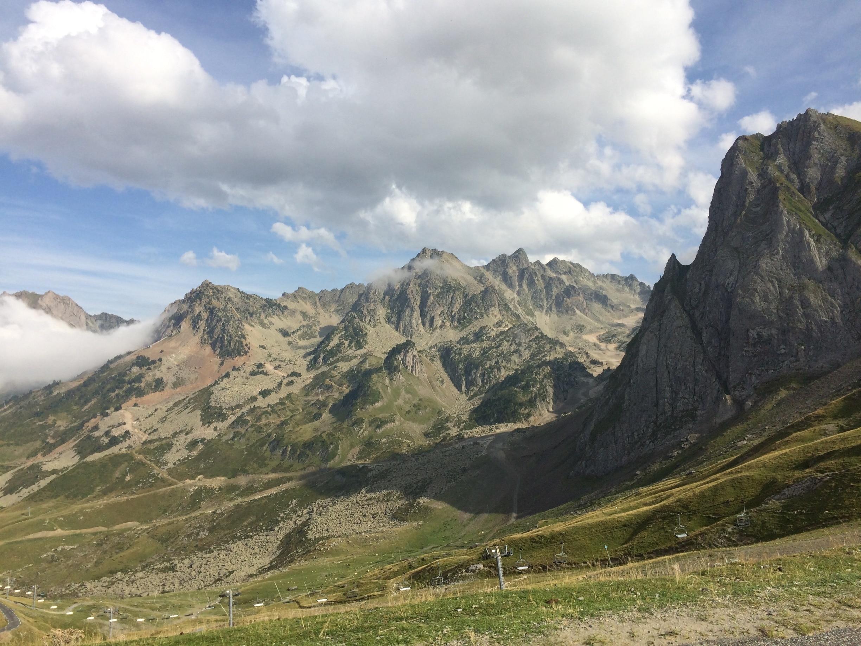 Col de Tourmalet, Bagneres-de-Bigorre, Hautes-Pyrenees, France