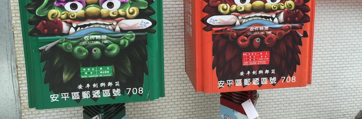 台南, 台湾