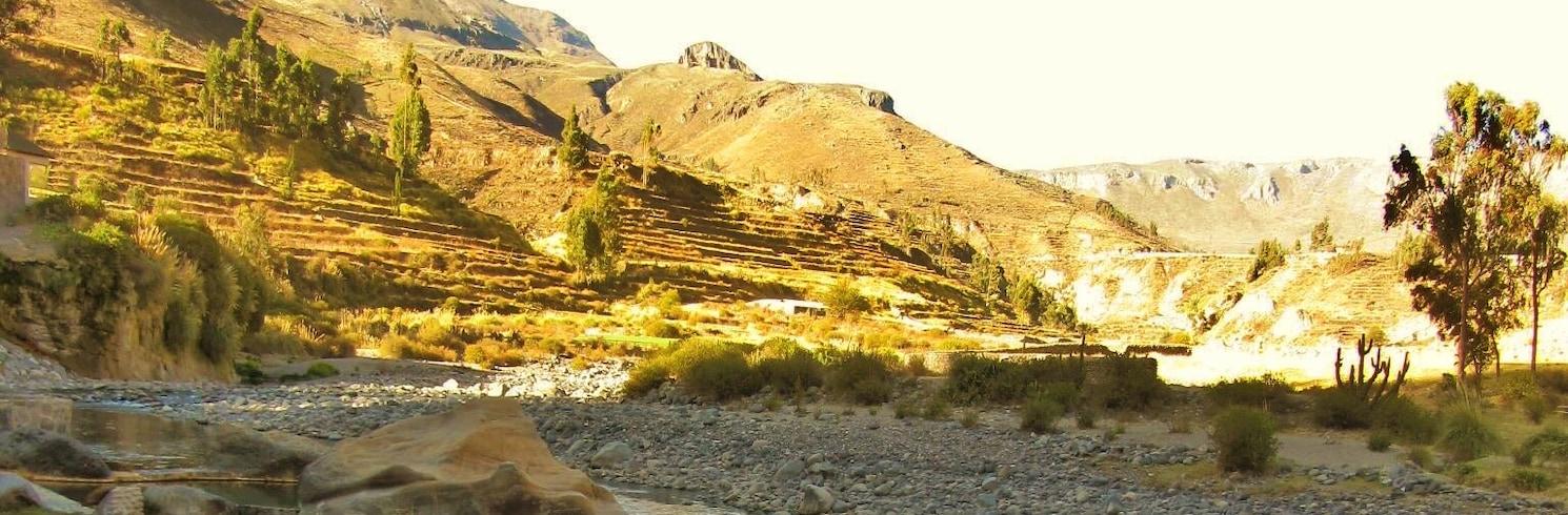 Yanque, Perù
