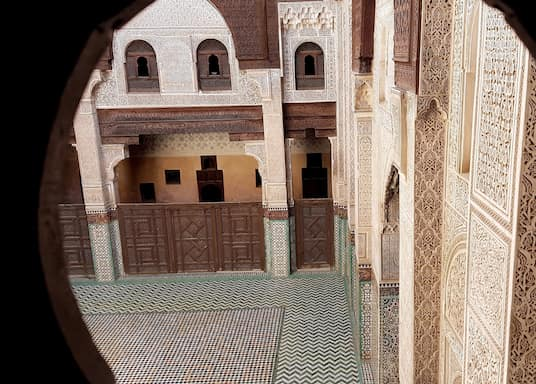 Meknes Medina, Maroko