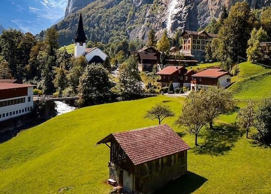 Ollon, İsviçre