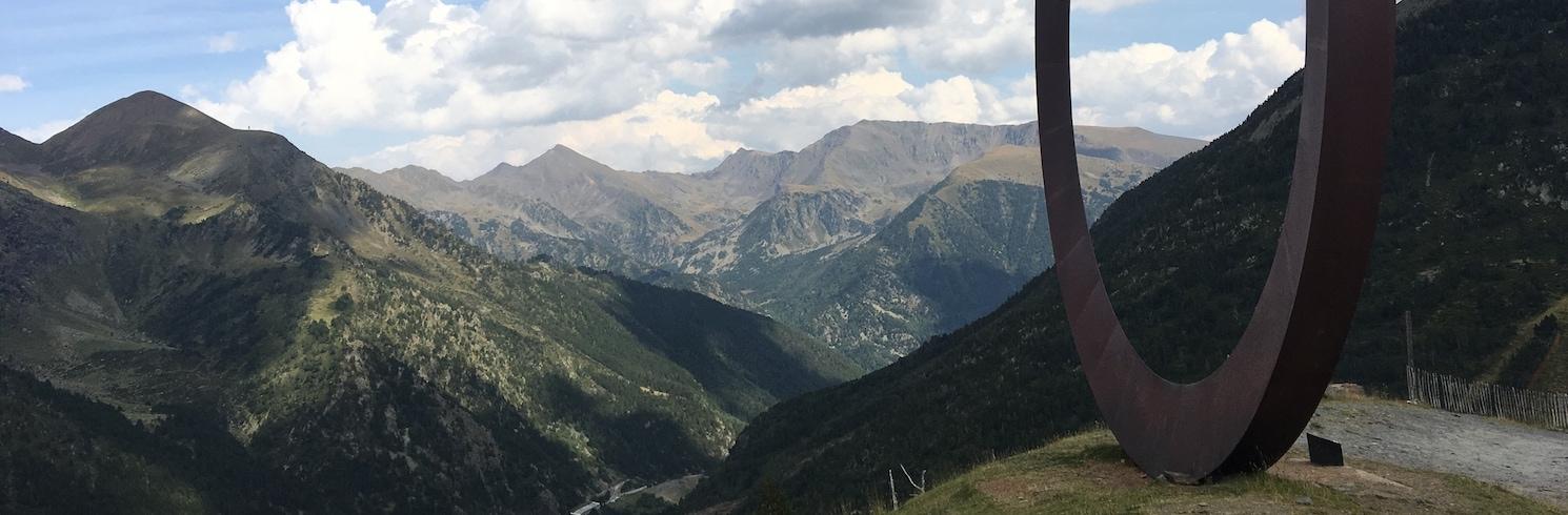 Arcalís, Andorra
