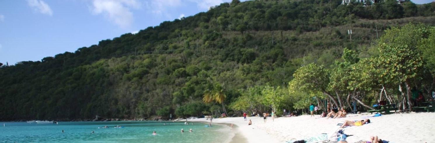 Канаан, Американські Віргінські острови