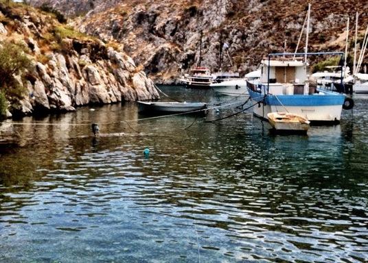 Bandar Kalymnos, Greece