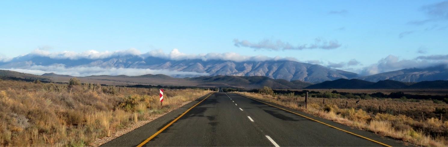 De Rust, Dél-Afrika