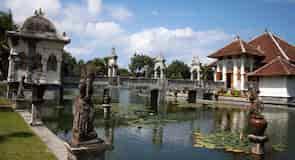 Palacio de agua Taman Ujung