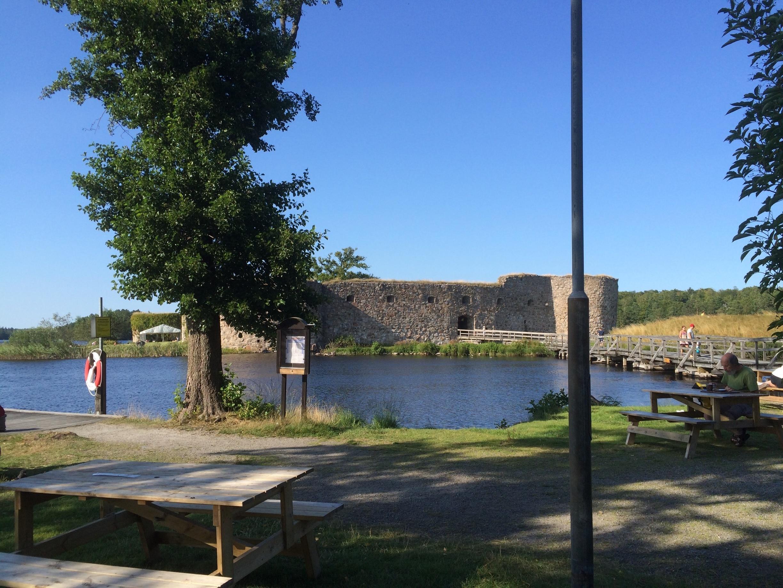 Schlossruine Kronoberg, Växjö, Landeskreis Kronoberg, Schweden