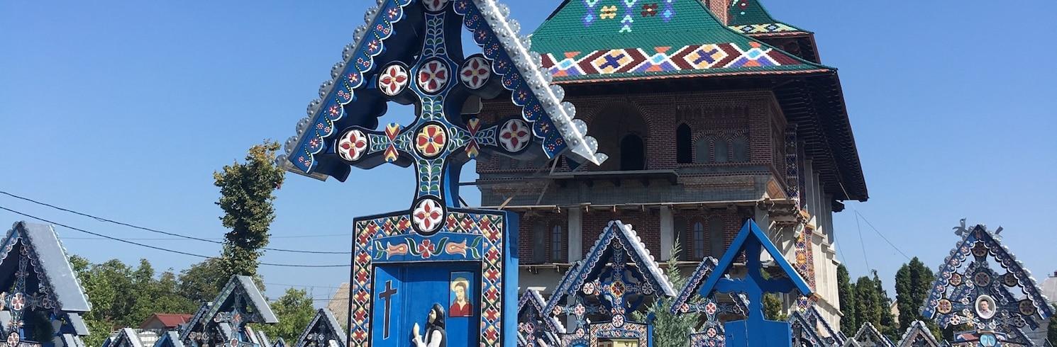 Săpînţa, Romania