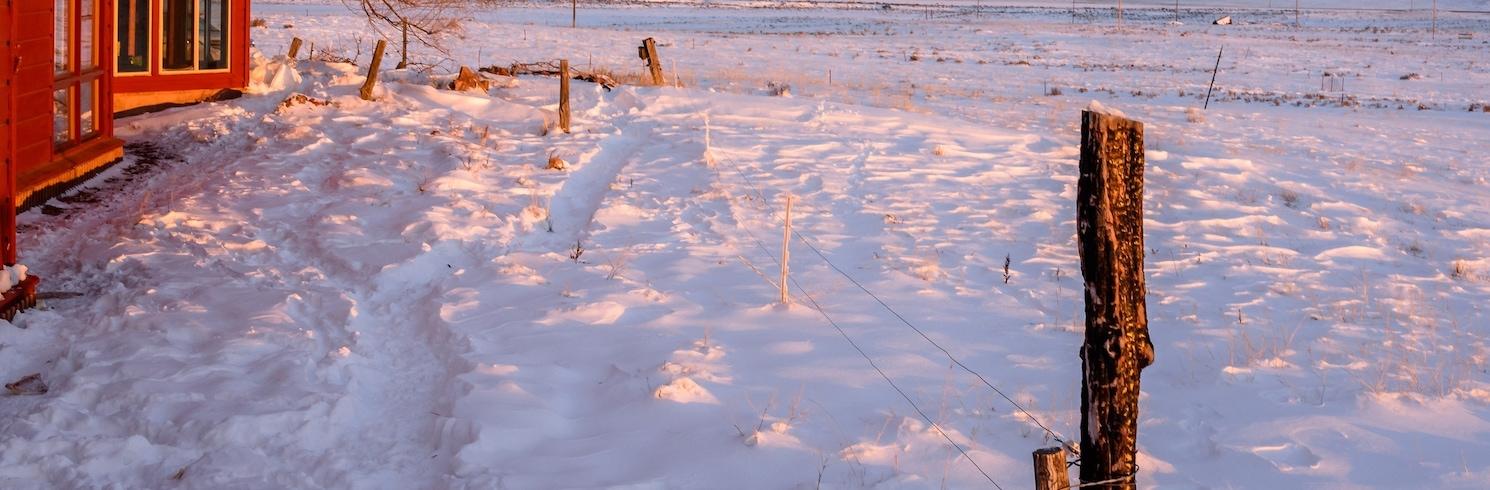 Billings (dan sekitarnya), Montana, Amerika Serikat