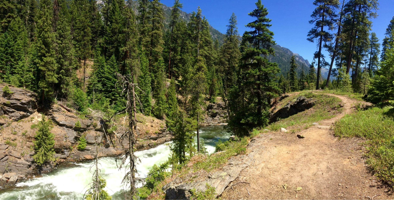 Icicle Creek, Leavenworth, Washington, United States of America