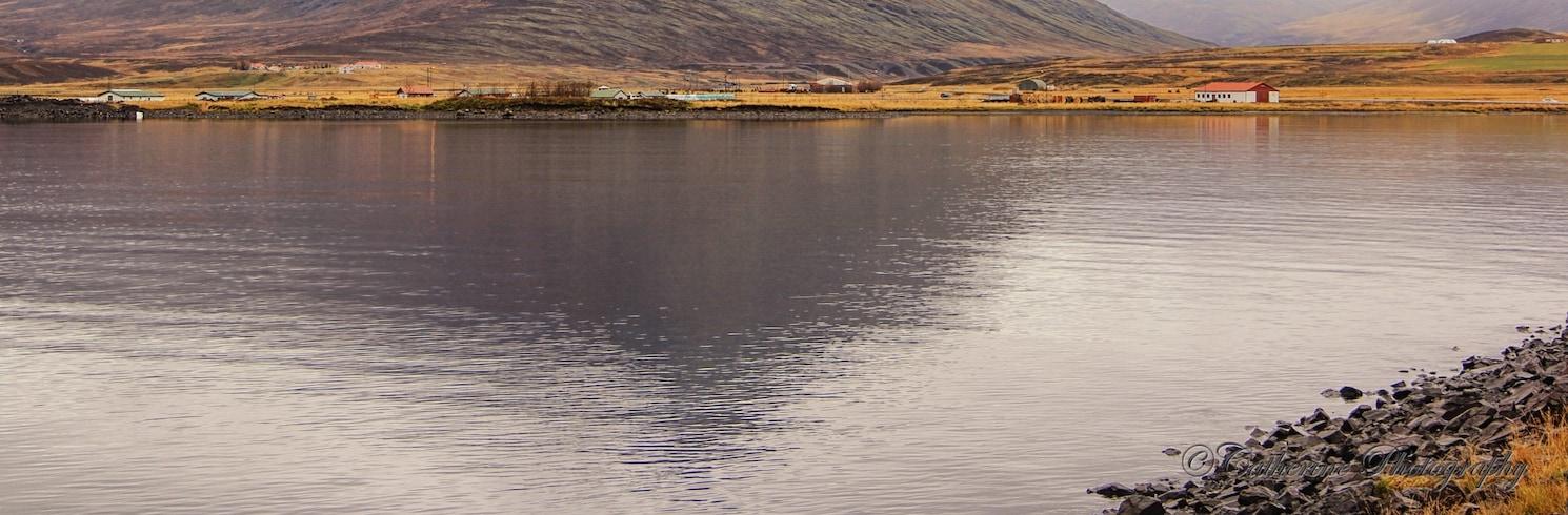 Vallanes, Iceland