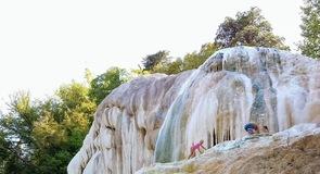 Baths of San Filippo