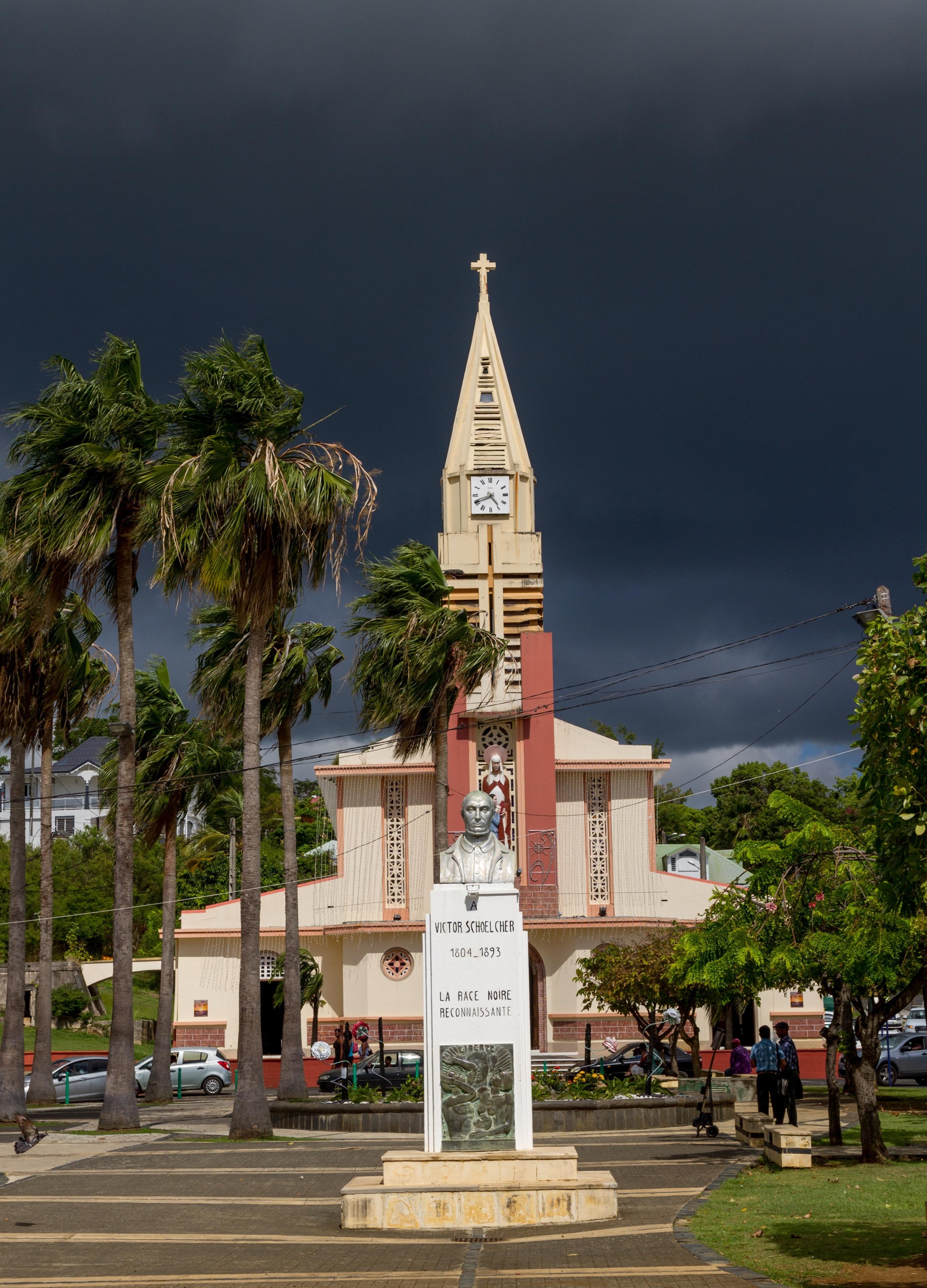 Sainte-Anne, Grande-Terre, Guadeloupe