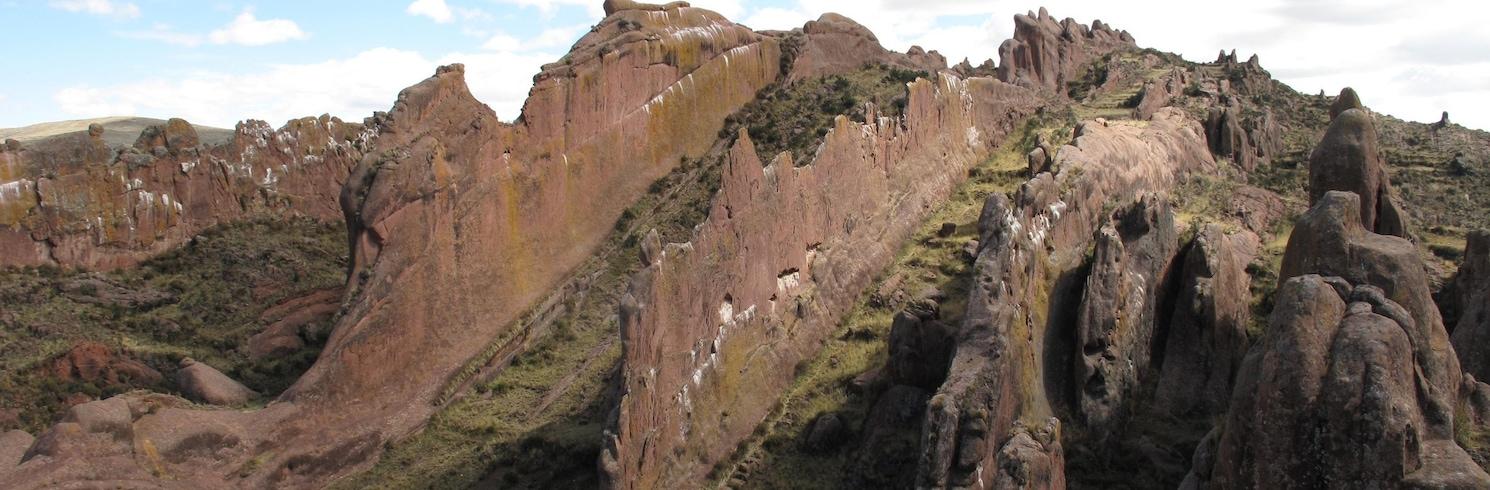 Pilcuyo, Peru