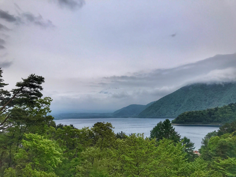 Minobu, Präfektur Yamanashi, Japan