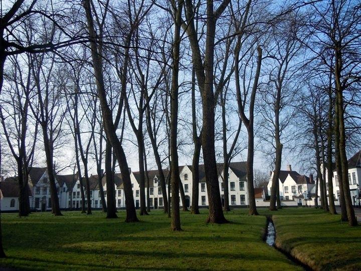 Sint-Kruis, Brügge, Bezirk Flandern, Belgien