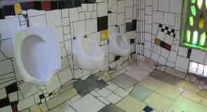Hundertwassertoilette