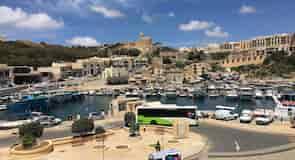 Prístav trajektu Gozo