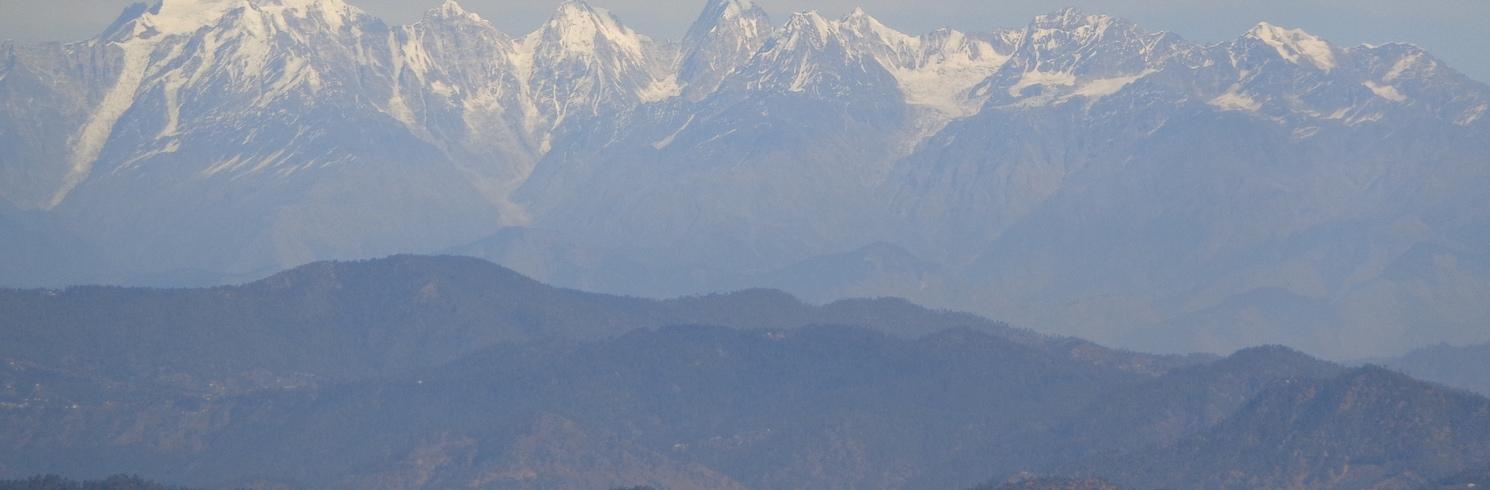 Mukteshwar, Indien