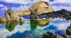 Piscinas naturales de Porto Moniz