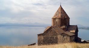 Монастырь Sevanavank