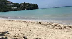 Morne Rouge Beach (ranta)