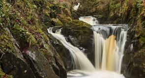 Turistická trasa The Ingleton Waterfalls Trail