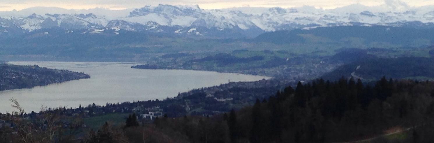 Stallikon, Zwitserland