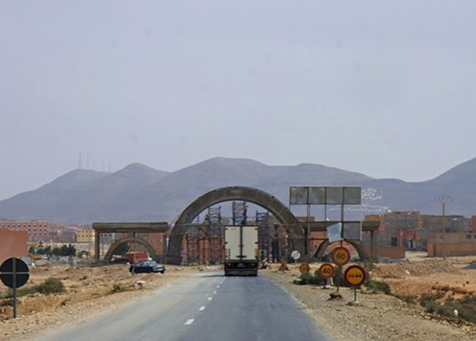 Goulimime, Morocco