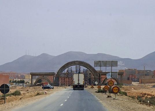 Goulimime, Marruecos